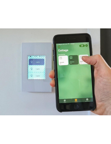 Ctec LCD 5 in 1 Multi-Function Smart Switch
