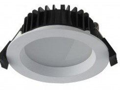 Dimmable 13W LED Flat Downlight