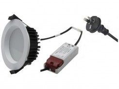Dimmable LED Downlight: 13W, Recessed
