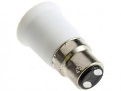 B22 to E27 Light Bulb Adapter Back