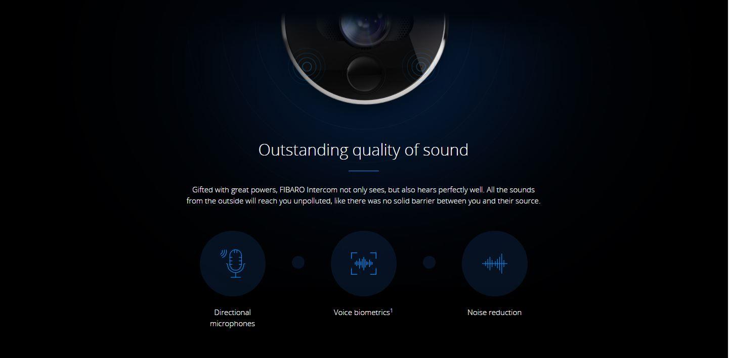 intercom sound